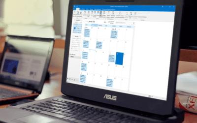 Synchroniseer uw Perfony ruimte met uw Outlook account